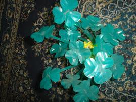 Flores de Garrafas Pet!