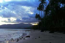 bali beach, kuta