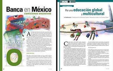 Revista AZ octubre