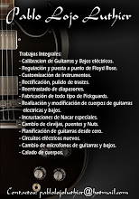 Pablo Lojo Luthier