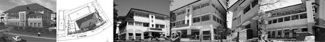 Gedung Kuliah Pasca Sarjana
