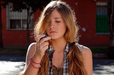 Rocío Igarzabal muy linda