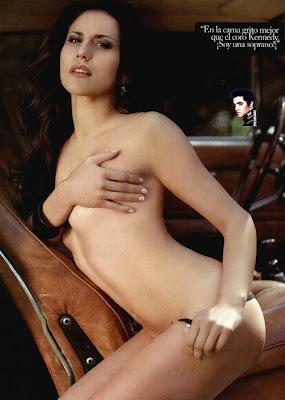 Ivana Acosta fotos calientes