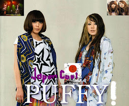 Japan Cool! PUFFY! Rocks!!!