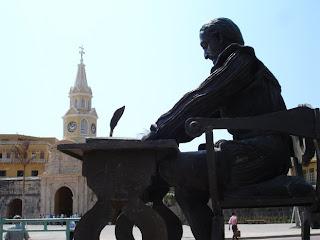 Monumento a Cervantes, Cartagena