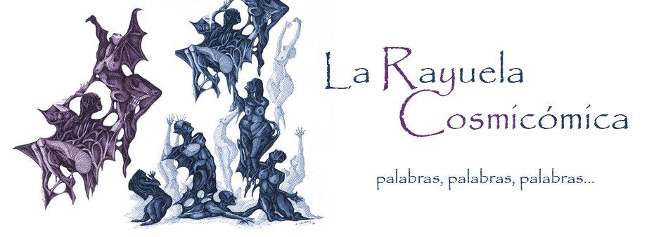 La Rayuela Cosmicómica