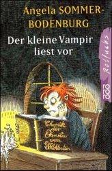 El pequeño vampiro lee