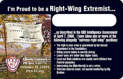 Right-wing Extremist ID - Back