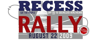 Nationwide Recess Rally