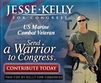 Jesse Kelly - Send a Warrior to Congress
