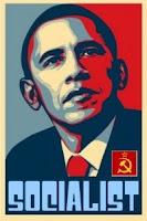 Barack Hussein Obama - Socialist