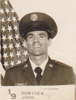John Kubicek, USAF, 1977-1982