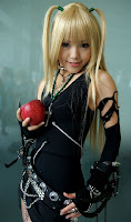 Misa Amane Deathnote Cosplay Photo
