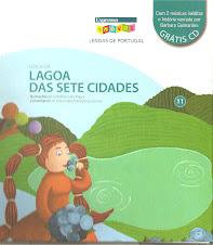 Lendas de Portugal - Esta foi a colecção que temos vindo a ler