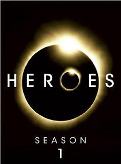 heroes1 Heroes 1ª, 2ª, 3ª Temporadas Avi Dublado