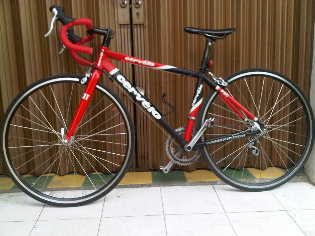 iems bikes: [SOLD][BEKAS][NEGO] Sepeda Balap Rakitan