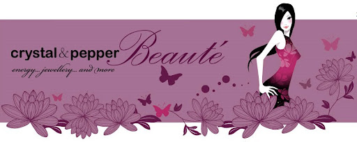 crystal & pepper Beaute