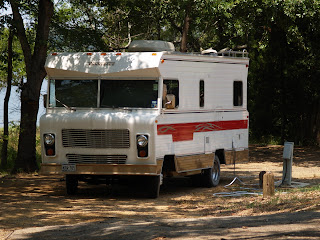Creative  Styled RV With Modern Conveniences Neat Old School Winnebago Design