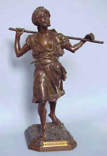 French Bronze Sculptures 1