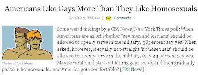 gays in the military and new york magazine