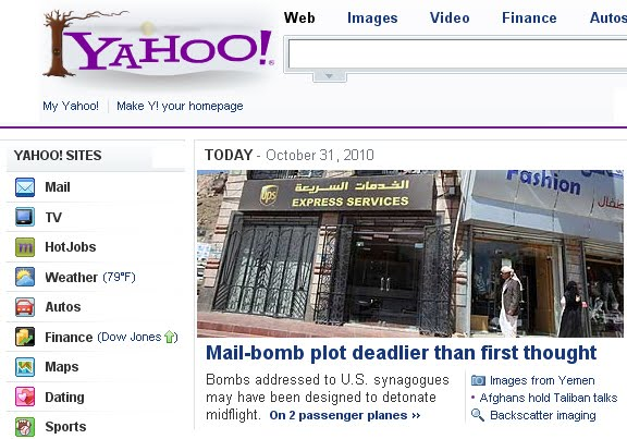 screenshot 31 oct 2010