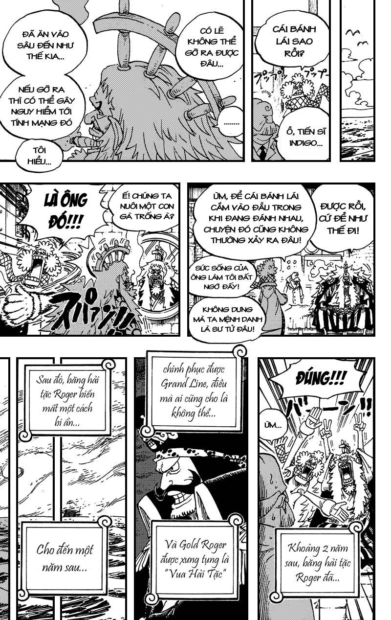 One Piece Chap 000