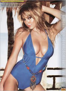 Keeley Hazell fotos en bikini 2009 - La Guarida del Bigfoot