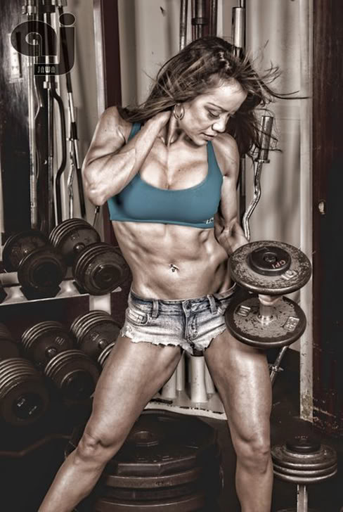 Female Muscle Fitness