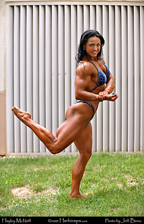 Female Muscle