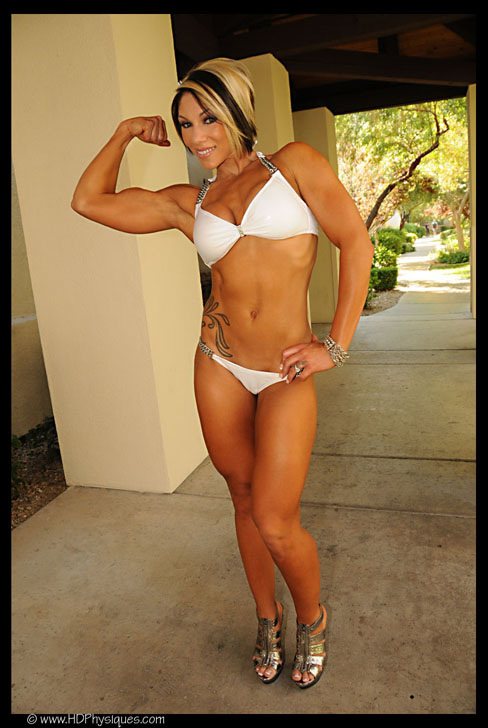 Jessica Rinaldi Female Muscle HDPhysiques