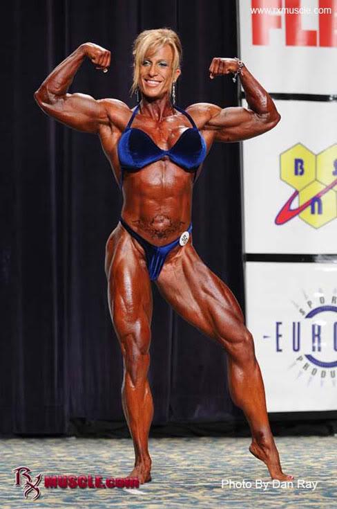 Zoa Linsey Female Bodybuilder RXMuscle