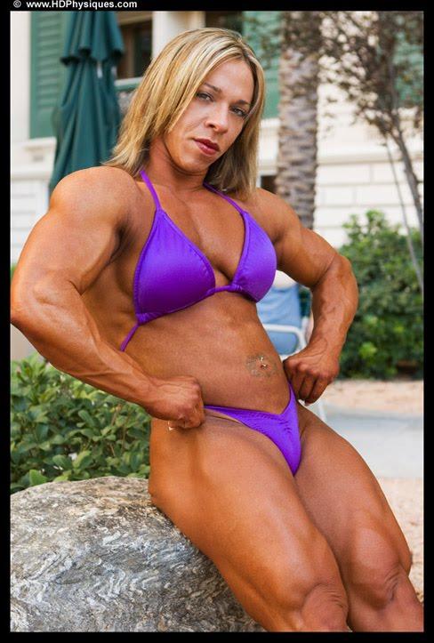 Jennifer Sedia Female Muscle Bodybuilder HDPhysiques