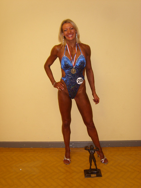 Julia Hubbard Figure Competitor Female Muscle Interview
