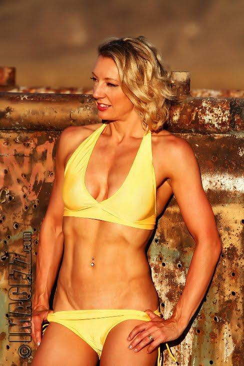 Julia Hubbard Female Muscle Bodybuilding