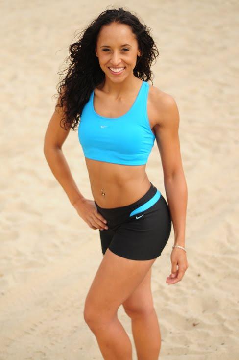 Jada Kelly  Female Muscle Interview