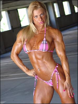 Andrea Carvalho Female Muscle Blog Bodybuilding