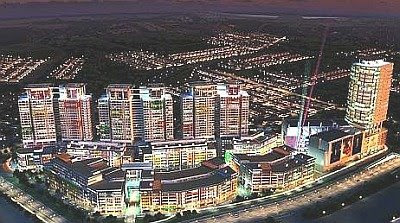 puchong can become developed city setia walk master site plan puchong condo