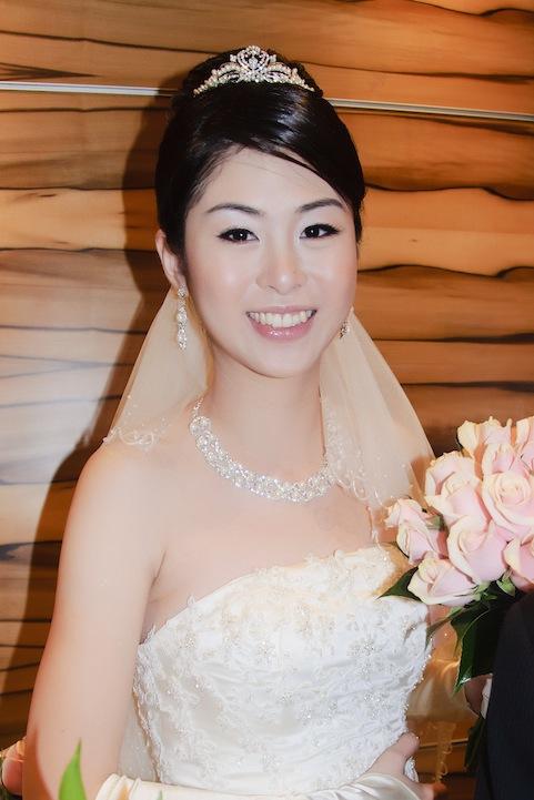 Brisbane Asian Bridal Hair And Makeup Carol Nicks Wedding