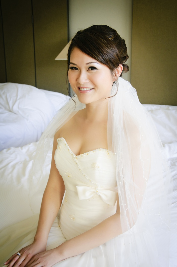 Brisbane Bridal Hair Makeup Beth From Tai Wan