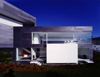 Hablemos un poco de todo casa en la coru a a cero - Rafael llamazares arquitecto ...