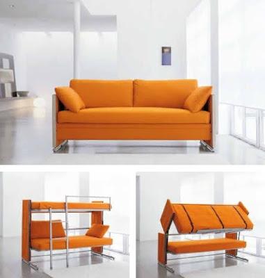 Hablemos un poco de todo muebles convertibles clei for Muebles que se esconden