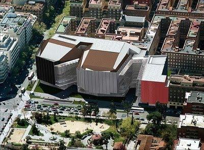 Hablemos un poco de todo semana de la arquitectura de Teatros del canal entradas