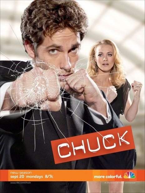 Chuck 4ª Temporada Dublado Completo