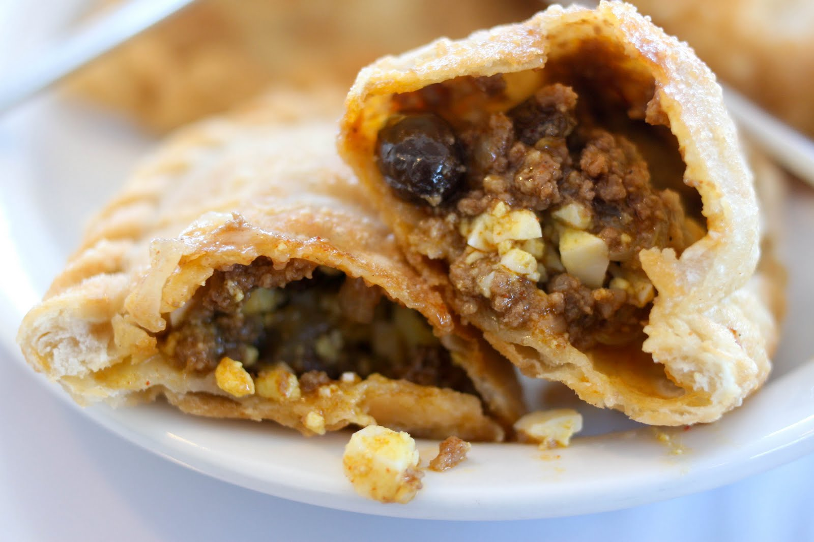 Fried Empanadas Recipes — Dishmaps