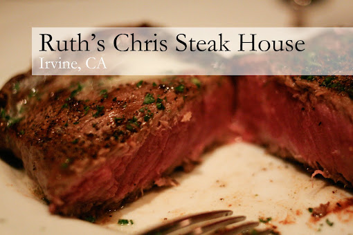 Ruth's Chris Steak House Irvine Menu - View the Menu for Ruth's Chris Steak House Orange County on Zomato for Delivery, Dine-out or Takeaway, Ruth's Chris Steak House menu and prices. Ruth's Chris Steak House Menu.