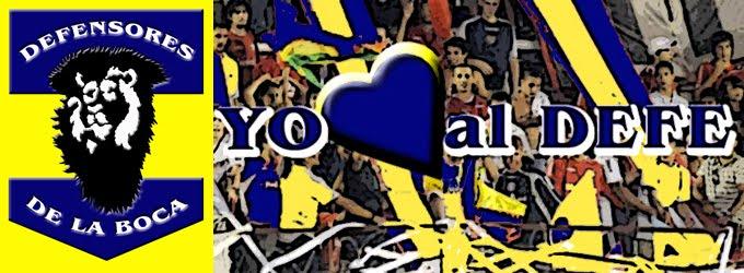 Club Defensores de la Boca