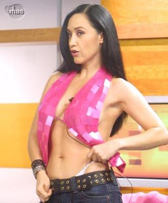 Susana Zabaleta celebra su cumpleaños con compañeros de telenovela