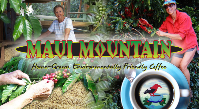 Maui Mountain Coffee