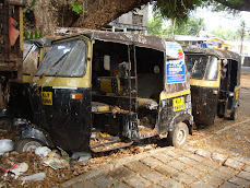 Dead Autorickshaws