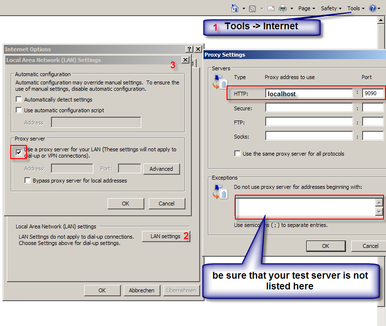 Stress Test Application: Load And/or Stress Test Of ICEfaces Web Application Using